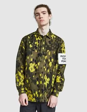 Oamc 68 Shirt Camo