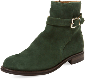Del Toro Men's Suede Jodhpur Boot