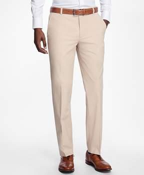 Brooks Brothers Milano Fit Supima® Cotton Poplin Pants