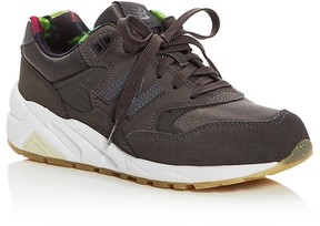 New Balance 580 Basic Lace Up Sneakers