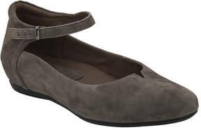 Earthies Women's Emery Ankle Strap Flat