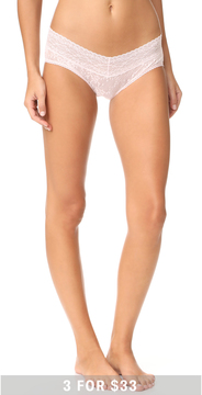 Calvin Klein Underwear Bare Lace Hipster Panties