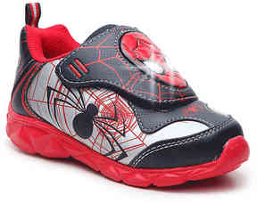 Marvel Boys Spiderman Toddler Light-Up Sneaker