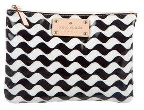 Kate Spade New York Coated Canvas Pouch