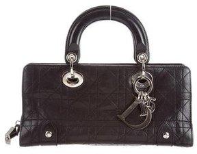 Christian Dior Cannage E/W Lady Bag