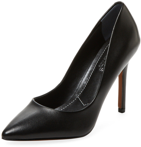 Charles by Charles David Women's Pact Leather Pointed-Toe Pump