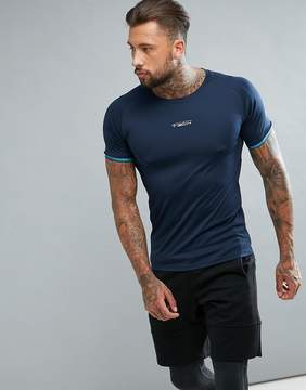 Jack and Jones Tech Training T-Shirt In Tech Dry Fabric