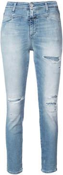 Closed light-wash skinny jeans