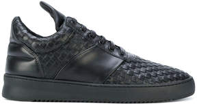 Filling Pieces classic lace-up sneakers