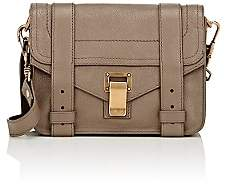 Proenza Schouler Women's PS1 Mini Leather Shoulder Bag - Gray
