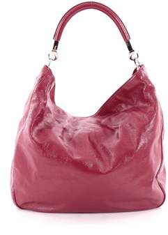 Saint Laurent Pre-owned: Roady Hobo Patent Large. - PINK - STYLE