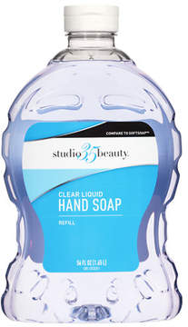Studio 35 Liquid Hand Soap Refill Clear