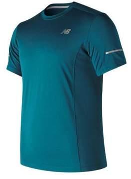 New Balance Men's MT73916 Short Sleeve 5K Run Tech Tee
