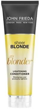 John Frieda Sheer Blonde® Go Blonder Lightening Conditioner - 8.3oz