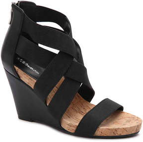 BCBGeneration Women's Bevlea Wedge Sandal