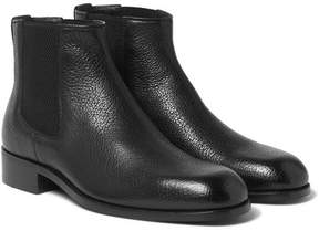 Tom Ford Wilson Full-Grain Leather Chelsea Boots