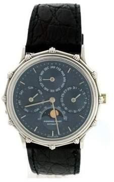 Audemars Piguet Classique 18K White Gold 37mm Mens Vintage Watch