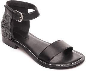 Bernardo Women's Taci Suede Ankle Strap Sandals