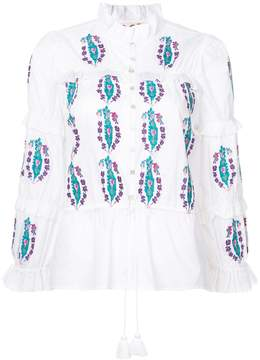 Figue Adeline embroidered blouse