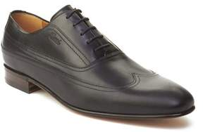 Gucci Men's Leather Oxford Dress Shoes Black.