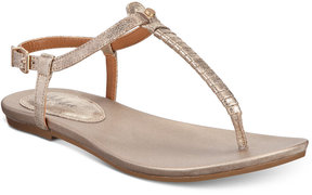 Style&Co. Style & Co Women's Finlacey Flat Sandals, Created for Macy's Women's Shoes