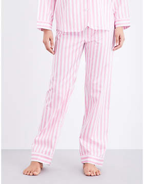 Bodas St Moritz cotton pyjama bottoms