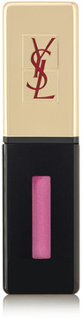 Yves Saint Laurent Beauty - Rouge Pur Couture Lip Lacquer Glossy Stain - Encre Rose 17