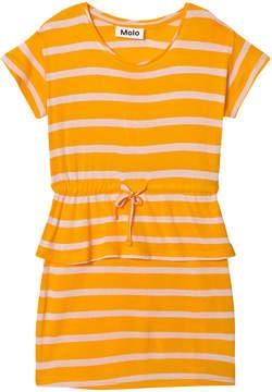Molo Sunshine Stripe Camma Dress