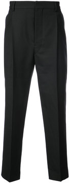 Lemaire high waisted trousers
