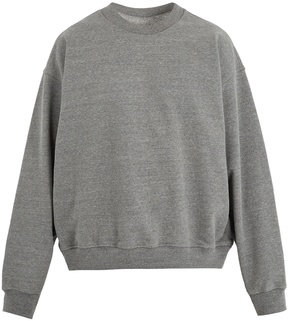 Fear Of God Crew-neck cotton-blend sweatshirt