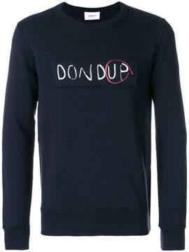 Dondup logo sweatshirt
