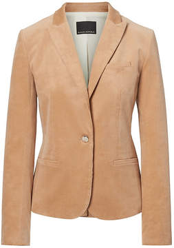 Banana Republic Classic-Fit Stretch-Corduroy Blazer