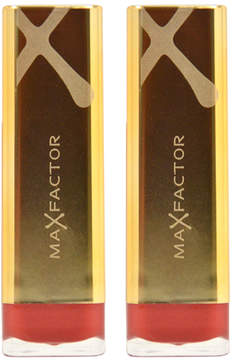 Max Factor Pearl Maron Colour Elixir Lipstick - Set of Two