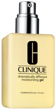 Clinique Dramatically Different Moisturizing Gel Bottle With Pump