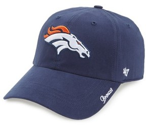 '47 Women's Denver Broncos Cap - Blue
