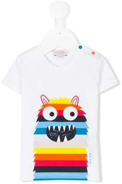 Paul Smith monster print T-shirt