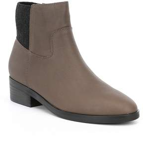 Eileen Fisher Joyce Leather Booties
