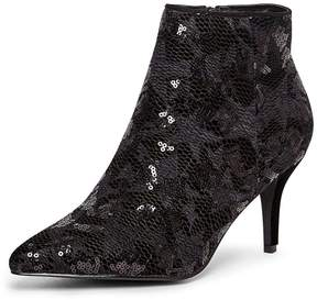 Dorothy Perkins Black 'Aruba' Heeled Ankle Boots