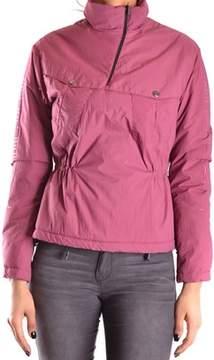 Brema Women's Burgundy Polyamide Outerwear Jacket.