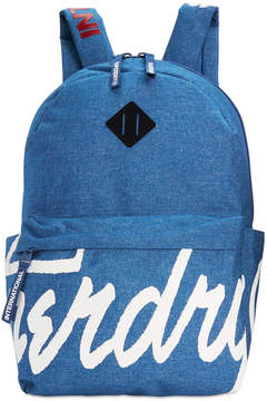 Superdry Kayem Printed Montana Backpack