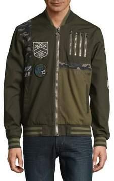 Reason Cotton Bomber Jacket