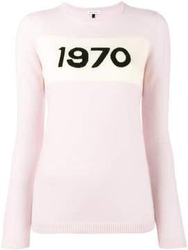 Bella Freud Pink Cashmere 1970 Jumper