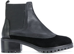 Armani Jeans pull-on boots