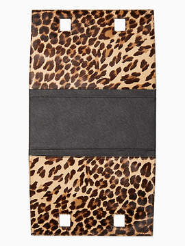 Kate Spade Make it mine leopard-print haircalf wrap - MULTI - STYLE