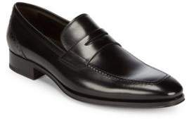 To Boot Moore Leather Penny Loafers