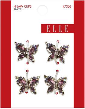 Elle Mini Butterfly Jaw Clips