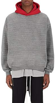 Fear Of God Men's Contrast-Hood Cotton-Blend Hoodie