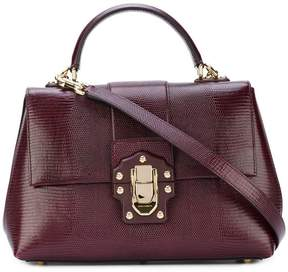 Dolce & Gabbana Lucia satchel - RED - STYLE