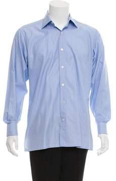 Charvet Striped French Cuff Shirt