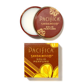 Pacifica Sandalwood Solid Perfume by 0.33oz Perfume)